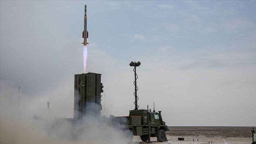 TSK'nın yeni roketatarı 12'den vurdu - 140