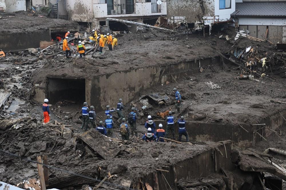 Japonya'daki sel felaketi: Ölü sayısı 7'ye yükseldi - 6
