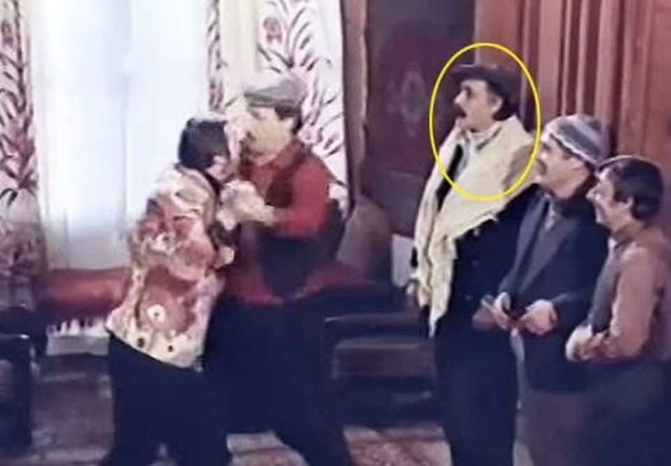 """Elitaş, başrollerini Kemal Sunal ve Perihan Savaş'ın paylaştığı """"Sosyete Şaban"""" filminde de oynamıştı."""