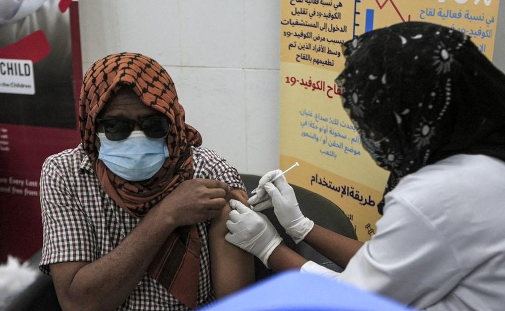 DSÖ: Yoksul ülkelerin Covid-19'a karşı aşılama programlarına devam etmek için yeterli dozu yok - 2
