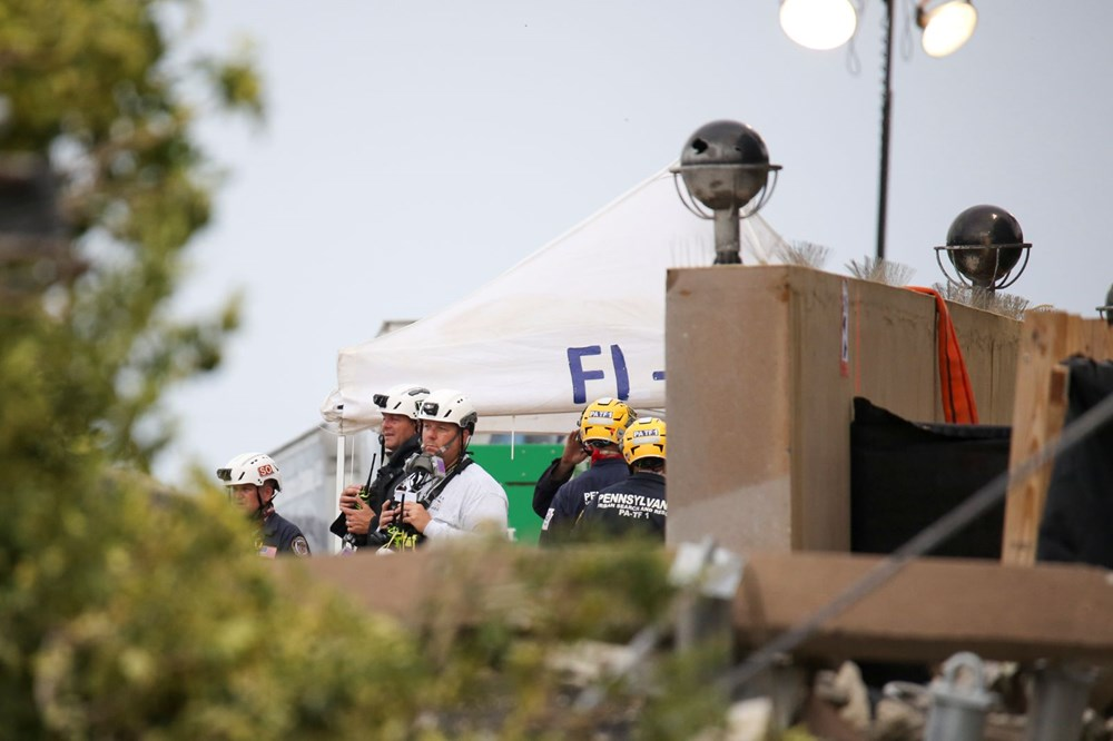 Bir aile yok oldu: Miami'deki çöken binada hayatını kaybedenler için ilk cenaze töreni düzenlendi - 8