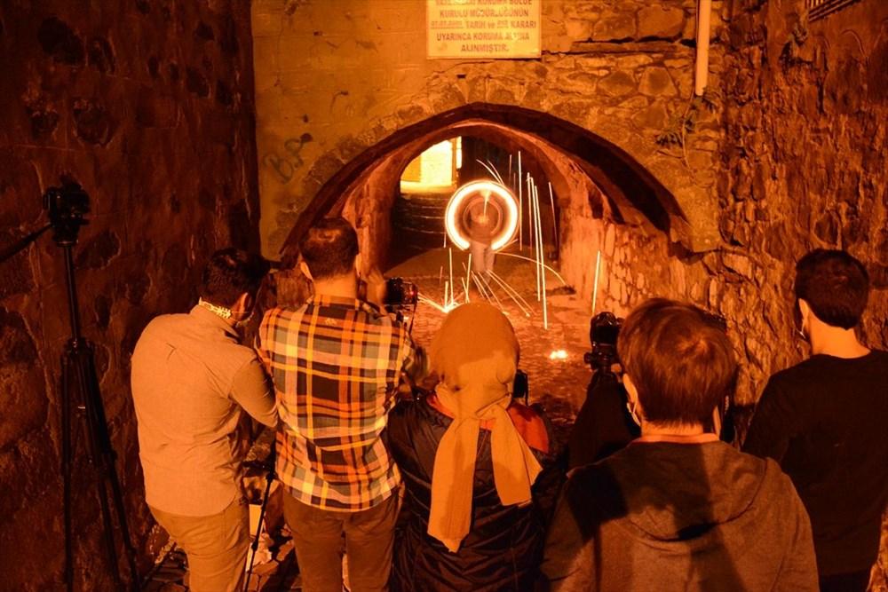 """Tarihi mekanlar """"ışıkla boyama"""" tekniğiyle fotoğraflandı - 2"""