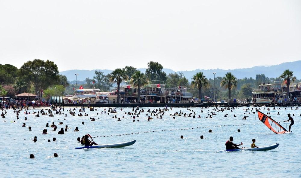 Sadece unvanı sakin şehir: Bayramda nüfusu 20 kat arttı - 3