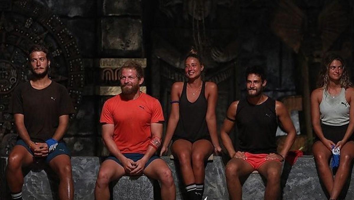 Survivor'da yeni takımlar nasıl kuruldu ? (5 Mayıs 2021 ayrıntıları)
