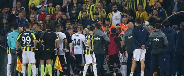 Fenerbahçe, Beşiktaş ve Pepe, PFDK'ya sevk edildi