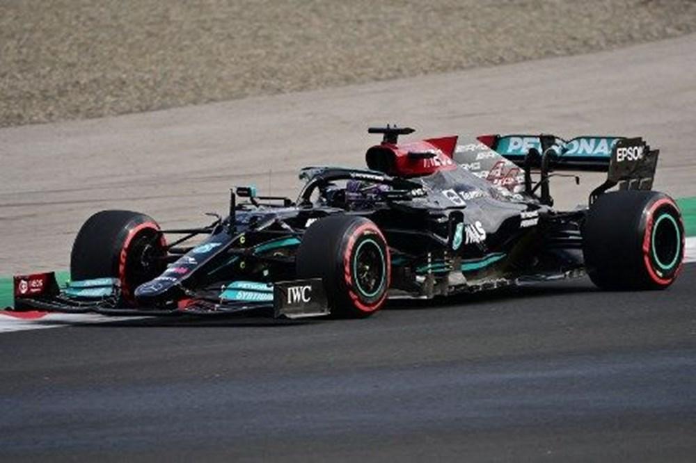 Formula 1 Türkiye Grand Prix'sinde kazanan Valtteri Bottas - 23