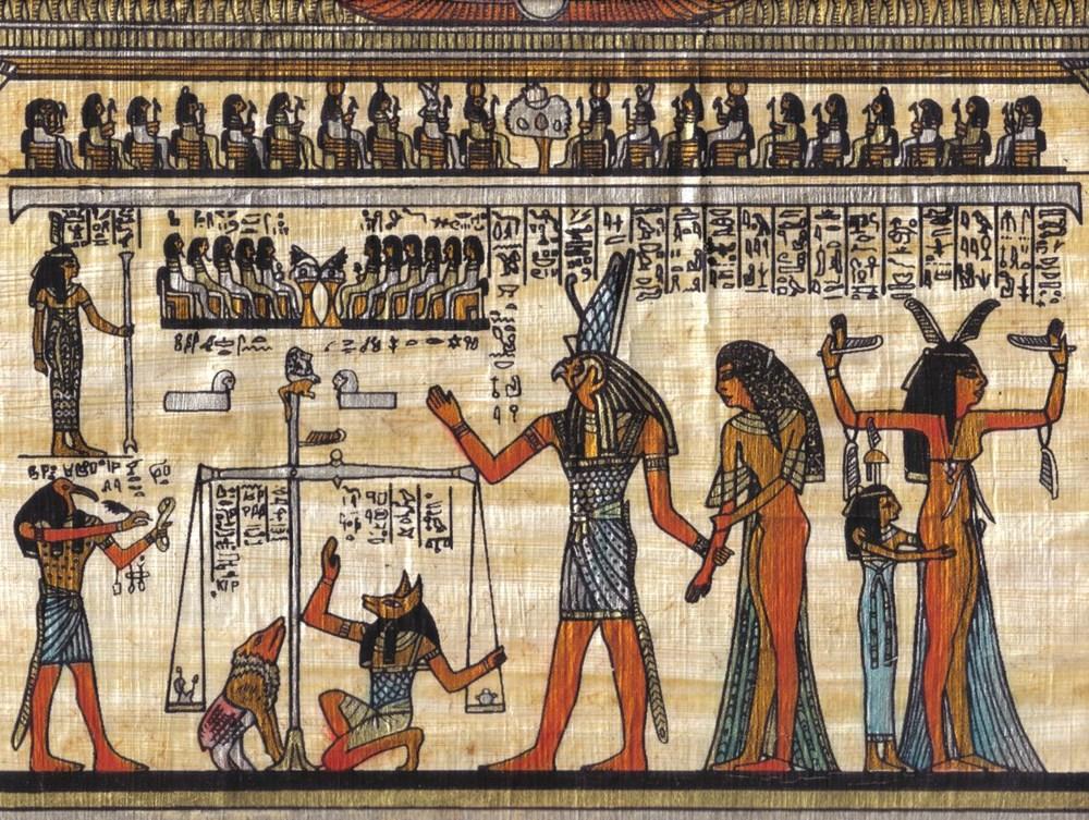 2 bin 300 yıllık bilmece çözüldü: Ölüler Kitabı'ndaki büyüler açığa çıktı - 7