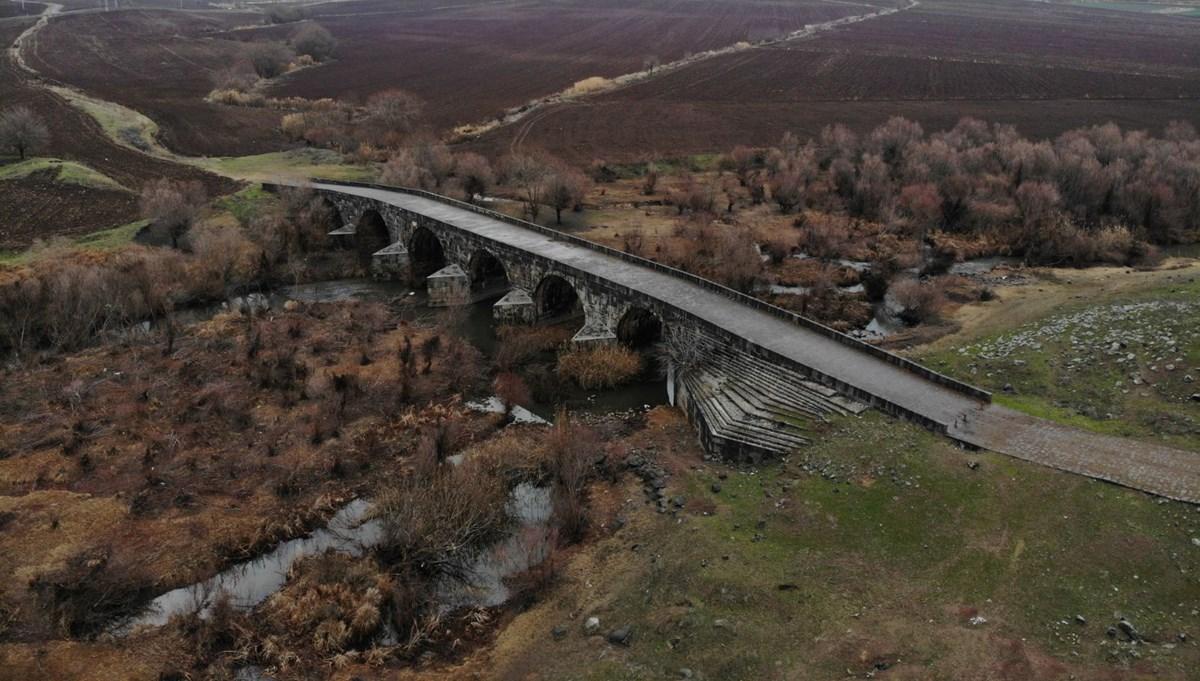 Diyarbakır'daki Roma yolu ve köprüsü için restorasyon talebi