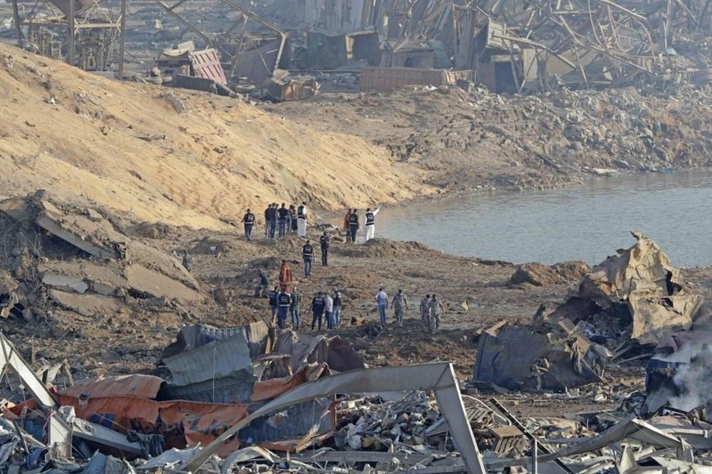 Beyrut'ta patlama: 100 kişi öldü, iki hafta OHAL ilan edildi - 7