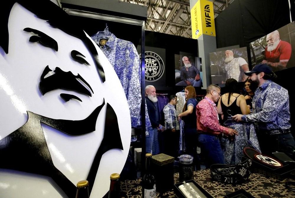 Uyuşturucu baronu El Chapo'nun eşi, işlediği suçları itiraf etti - 9