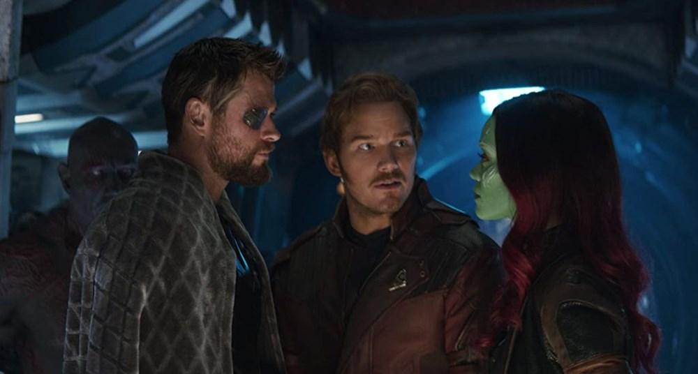 Avengers 5'te Marvel karakterlerinin hepsi birden yer alabilir - 7