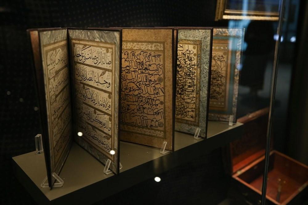 İstanbul Havalimanı Müzesi 'Türkiye'nin Hazineleri-Tahtın Yüzleri' sergisiyle açıldı - 7