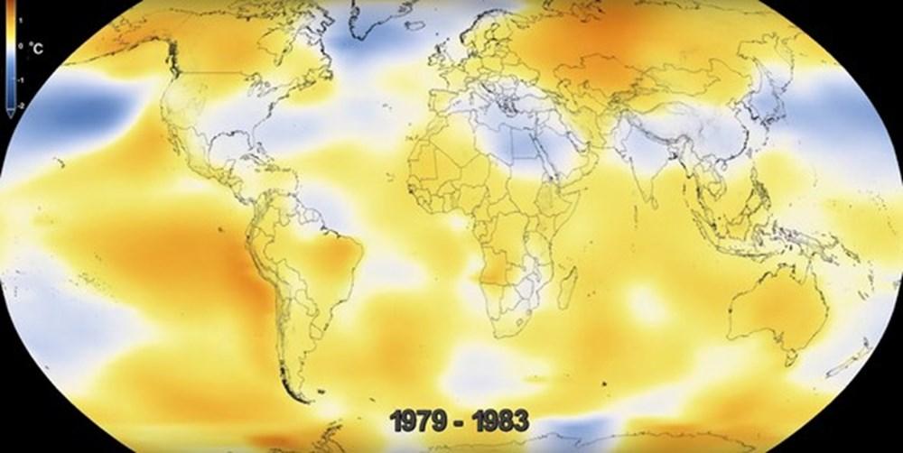 Dünya 'ölümcül' zirveye yaklaşıyor (Bilim insanları tarih verdi) - 109