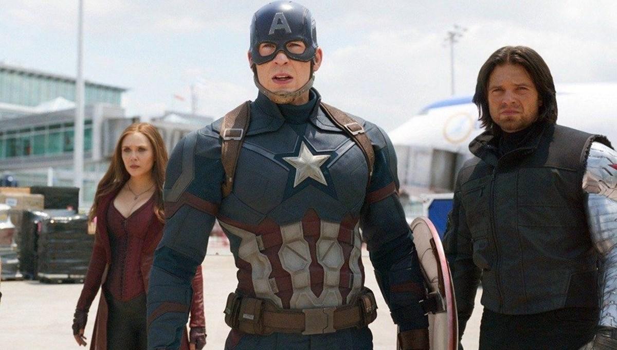 Chris Evans Captain America rolüne dönüyor mu?