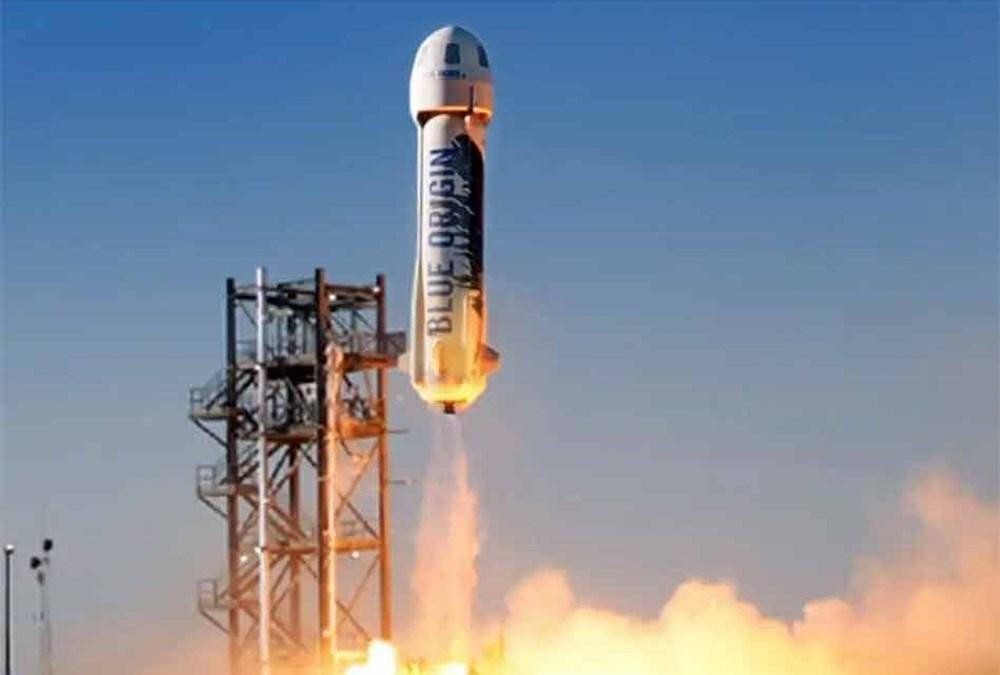 Blue Origin uzay için tarih verdi: 1 koltuk satışta - 7