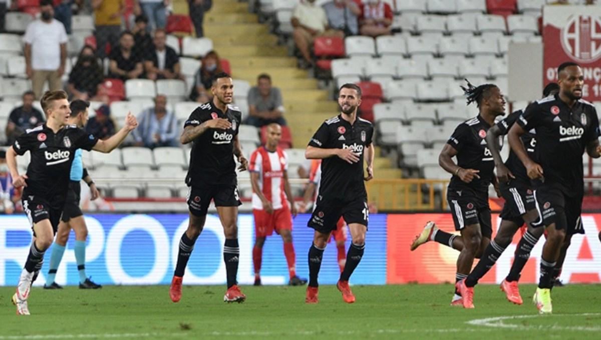 Beşiktaş'tan sakat oyunculara ilişkin açıklama