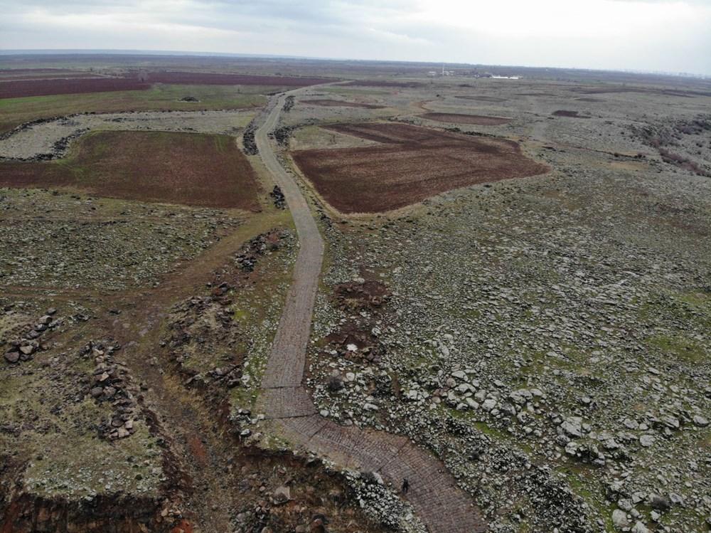 Diyarbakır'daki Roma yolu ve köprüsü için restorasyon talebi - 8