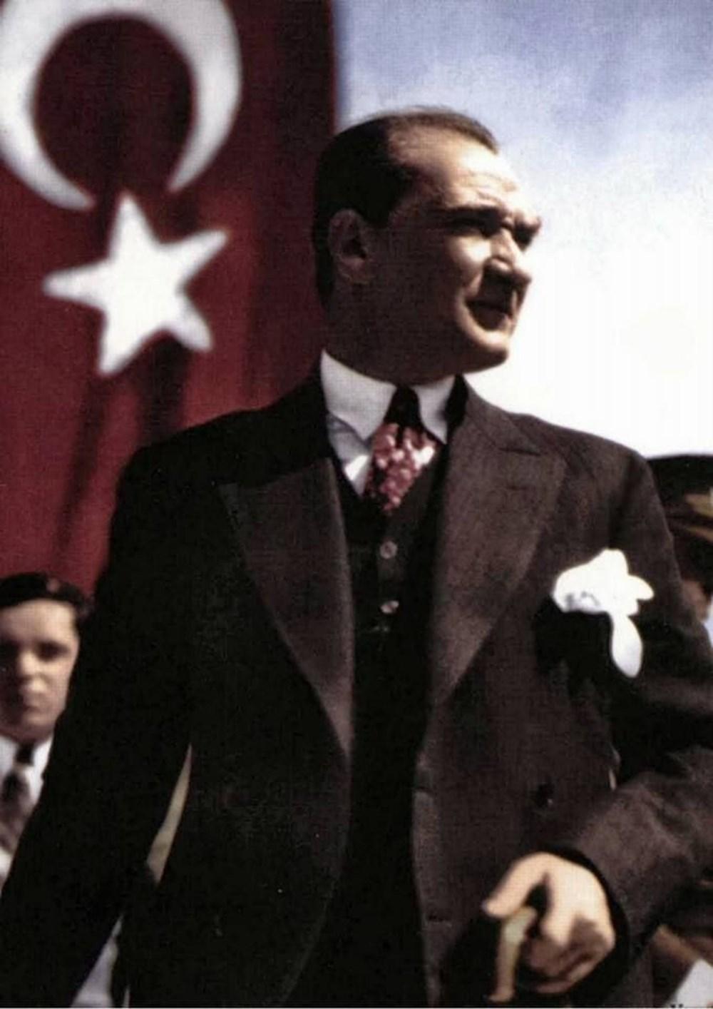 Mustafa Kemal Atatürk'ün ebediyete intikalinin 82. yılı (10 Kasım 1938) - 1