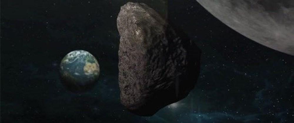 NASA açıkladı: Uzay aracı Bennu'ya indi - 11