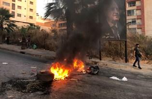 Lübnan sosyal patlamanın birkaç gün uzağında
