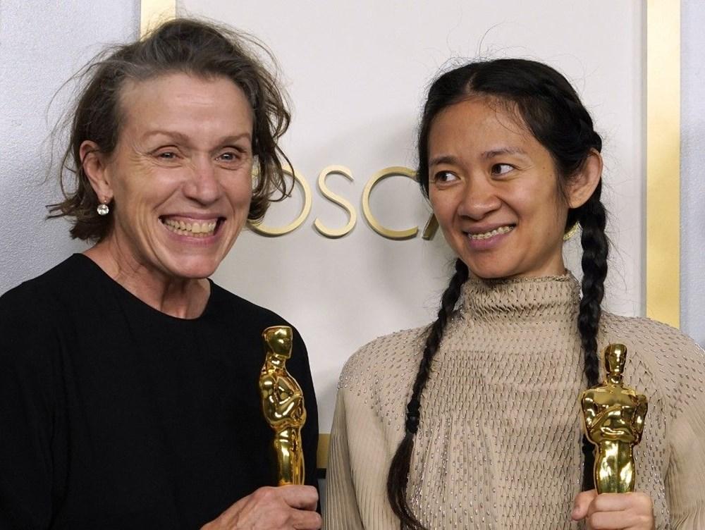 2021 Oscar Ödülleri sahiplerini buldu (93. Oscar Ödülleri'ni kazananlar) - 3