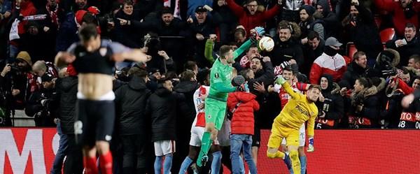 UEFA Avrupa Ligi'nde sürprizli gece