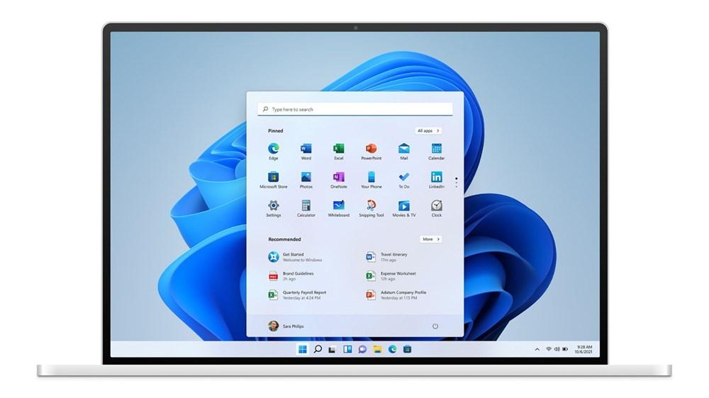 Microsoft, Windows 11'i tanıttı: Yeni Windows 11 ne zaman çıkacak, özellikleri neler? - 5