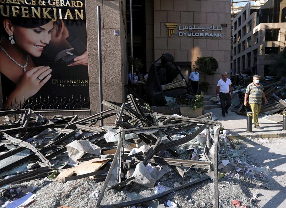 Beyrut'ta patlama: 100 kişi öldü, iki hafta OHAL ilan edildi - 27