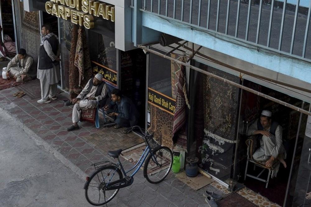 Afganistan'da ekonomi çökmek üzere: Halkın sadece yüzde 5'i yeterli  yiyeceğe erişebiliyor - 9