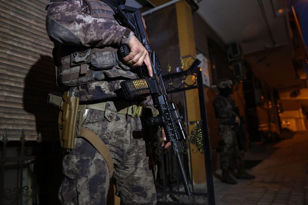 SON DAKİKA HABERİ: Sedat Peker'in de aralarında bulunduğu 63 kişiye 'organize suç örgütü' operasyonu - 16