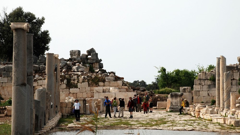 Patara Antik Kenti'ne rekor ziyaretçi - 2