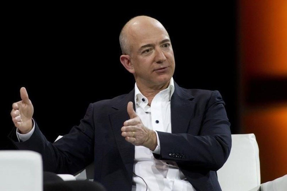 Jeff Bezos servetiyle rekor tazeledi - 9