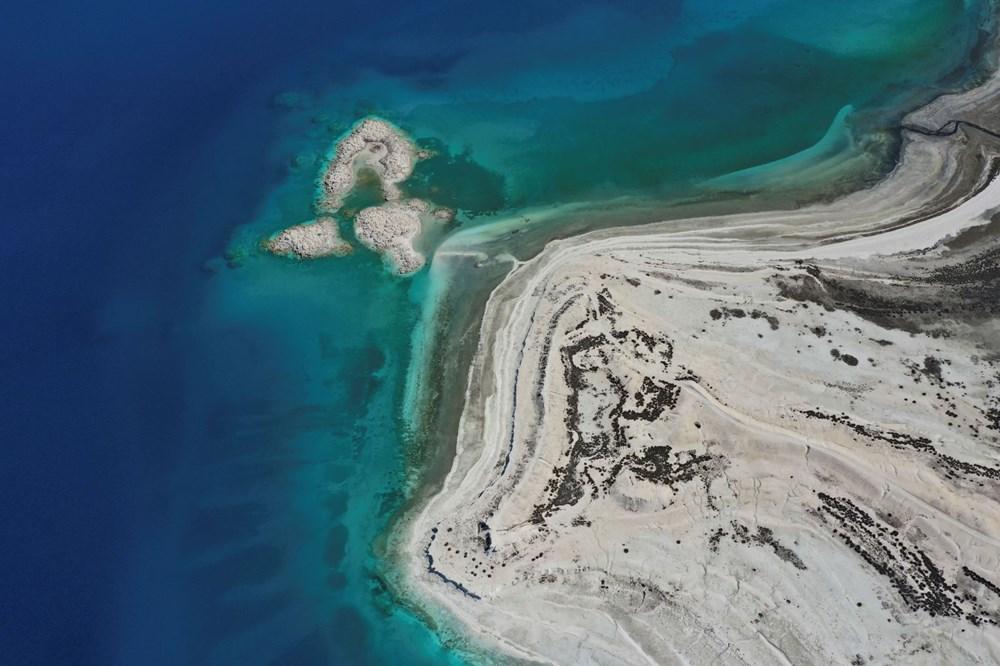 NASA'dan yeni Salda Gölü paylaşımı: Yaşamın sırrı burada olabilir - 6
