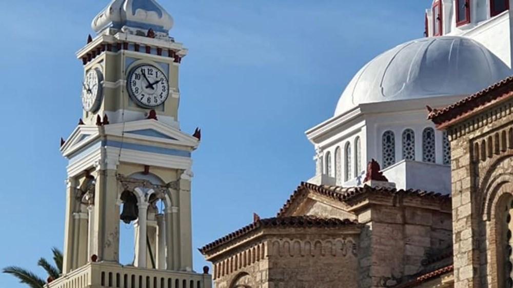 Depremin vurduğu Yunan adası Sisam'da son durum - 11