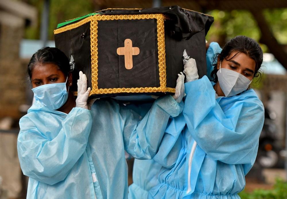 The Economist: Pandemi sırasında dünya çapında 7 ile 13 milyon ölüm meydana geldi - 4