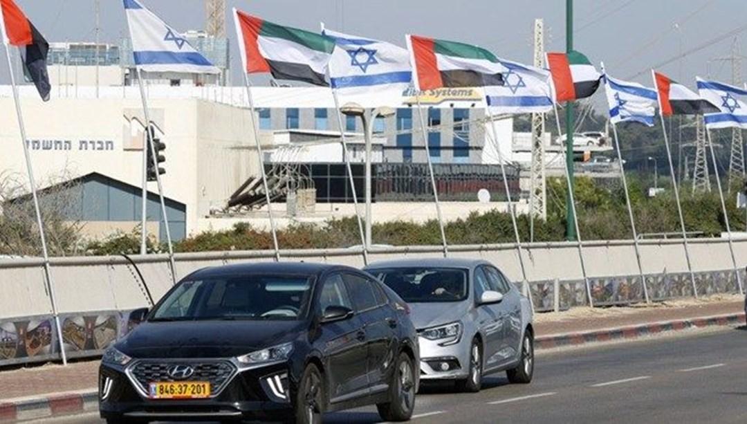 BAE: Vatandaşlarımız İsrail'i vizesiz ziyaret edebilecek