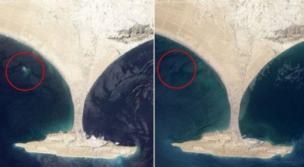 Devasa toz bulutu uzaydan görüntülendi (8 bin kilometre yol kat etti) - 48
