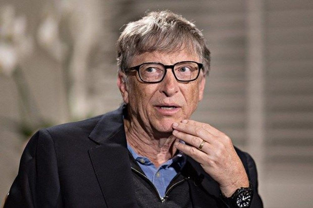 Bill Gates announces 2 global disaster forecast - 3