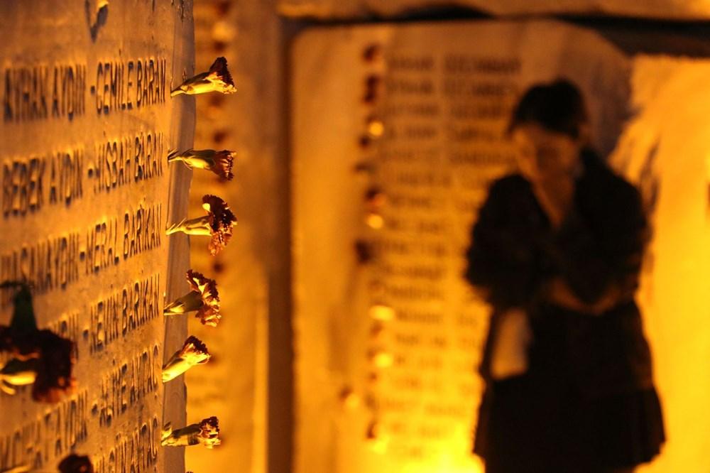17 Ağustos depreminin 21. yılı: Hayatını kaybedenler törenle anıldı - 14