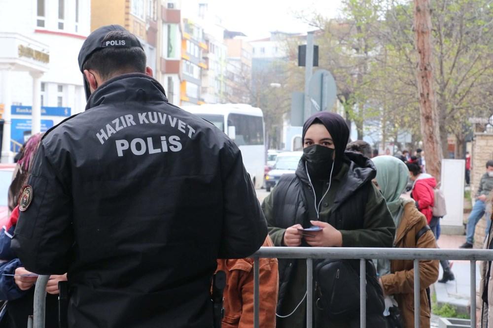 Samsun'da mutant virüsle bulaş oranı ikiye katlandı - 8