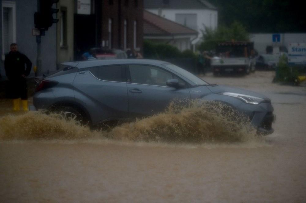 Almanya'da sel: 33 kişi hayatını kaybetti - 24
