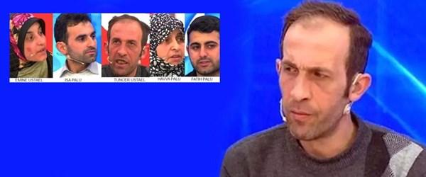 Meryem Tahnal'ın oğlu ifade verdi: Hepsinin psikolojisi bozuktu(Palu ailesi davası)