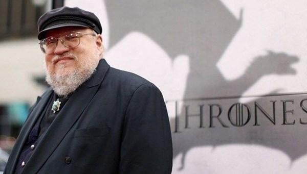 George R.R. Martin: Kitap bitmeden House of the Dragon için senaryo yazmayacağım