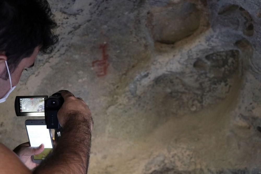 Latmos'daki kaya resimleri, dünyaya kardeşlik mesajıyla tanıtılacak - 9