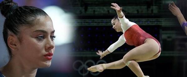 Tutya Yılmaz, jimnastiği bırakma kararı aldı (Tutya Yılmaz kimdir,hangi şampiyonlara katıldı?)