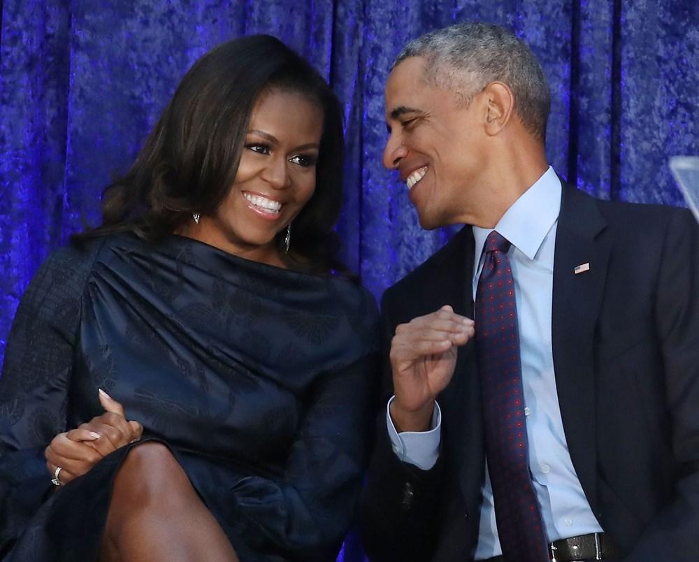 Obama çifti dizi yapımcılığına soyundu - 2