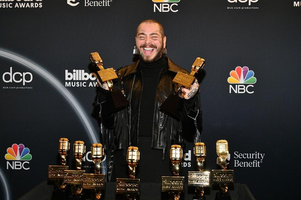 2020 Billboard Müzik Ödülleri sahiplerini buldu - 3