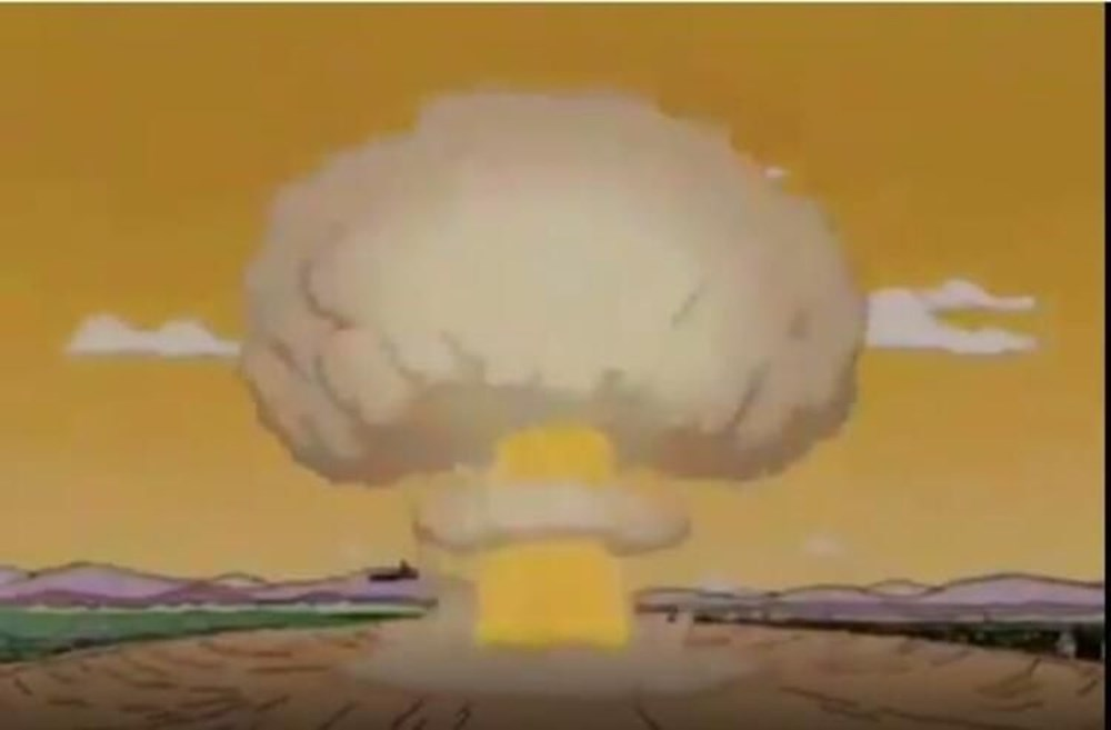 Simpsonlar'ın (The Simpsons) Lübnan patlaması tahmini (Simpsonlar'ın kehanetleri) - 2