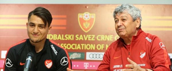 Lucescu: Ülkenin Milli takımının renklerini seven oyunculara ihtiyacım var