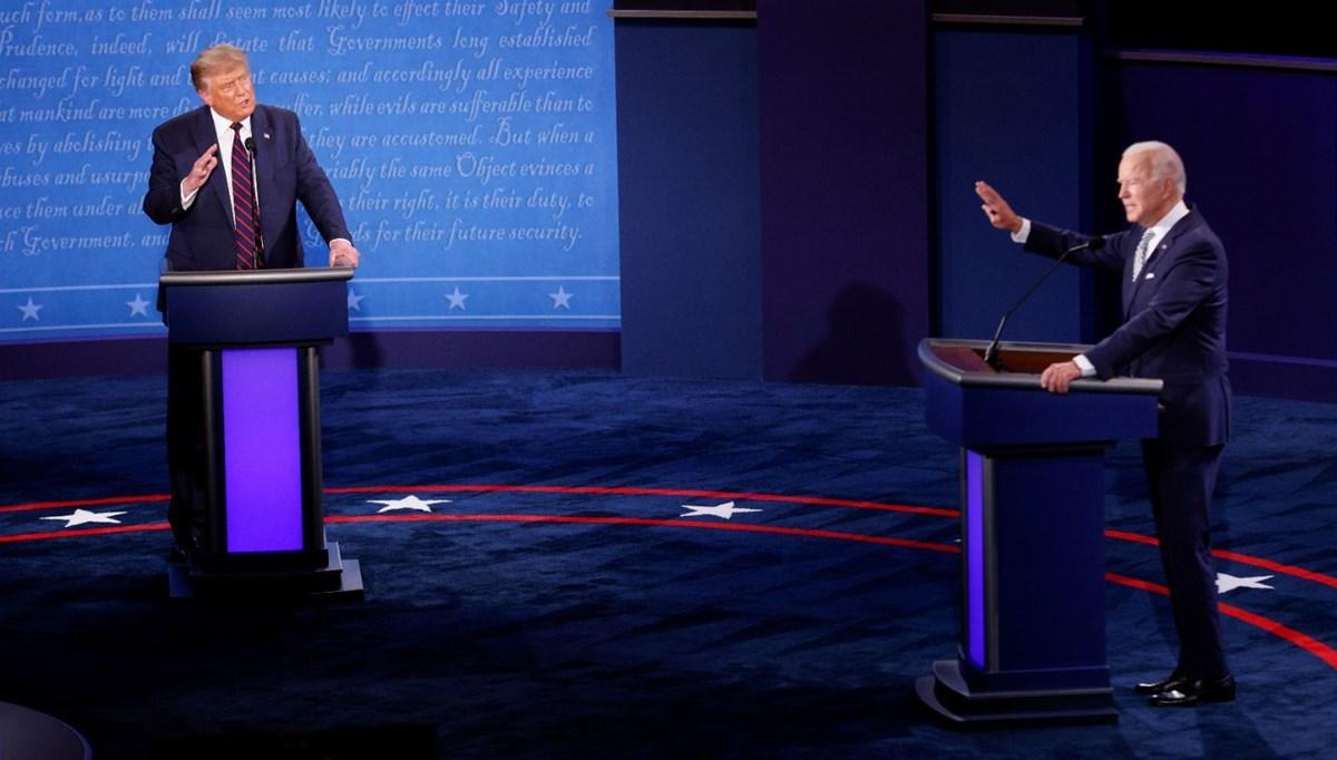 Trump ve Biden'ın düello gecesi (CANLI)